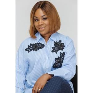 Marie Christine MOLU BISSOHONG, une militante de la cause féminine qui navigue entre plusieurs casquettes de cadre et de dirigeante d'entreprise