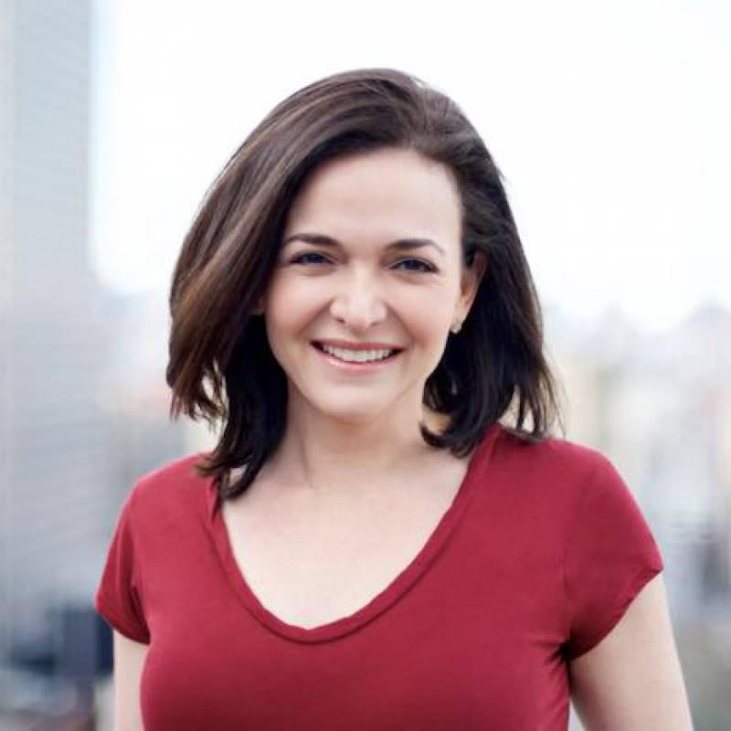 Sheryl SANDBERG, N°2 et Directrice des opérations Facebook