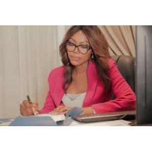 Michèle Blanche FONGANG FOTSO, PDG de Michele's Corporation, Beauty World's et Universal Beauty, la reine de la beauté qui imprime sa marque