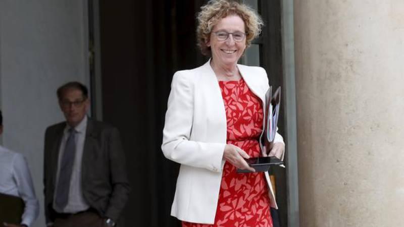 Muriel Pénicaud, ambassadrice auprès de l'OCDE