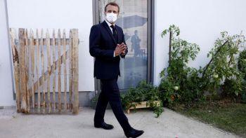 Macron annonce «sept jours obligatoires» dans le congé paternité d'un mois