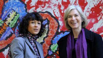 Génétique : le Nobel de chimie à la Française Emmanuelle Charpentier et l'Américaine Jennifer Doudna