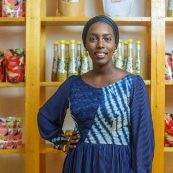 Seynabou DIENG, Associée et Directrice Générale DIDEN Holding, Directrice Générale MAYA SARL