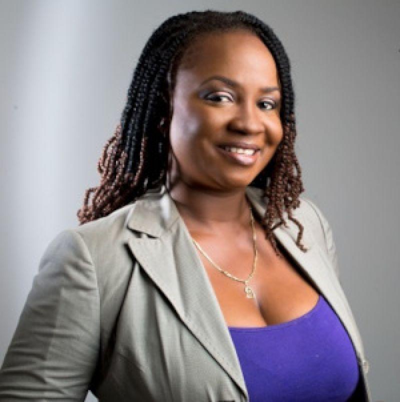 Sivi MALUKISA, Directrice Générale MANITECH Congo sasu