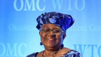 La Nigériane Ngozi Okonjo-Iweala, première femme et première africaine Directrice Générale de l'OMC